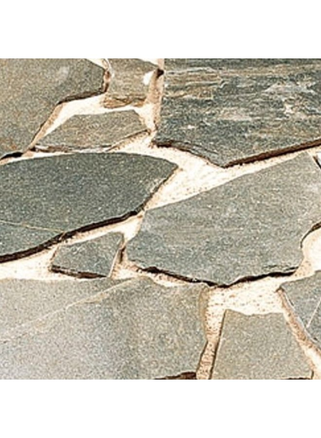 Flagstones Kwartsiet 3-5cm dik