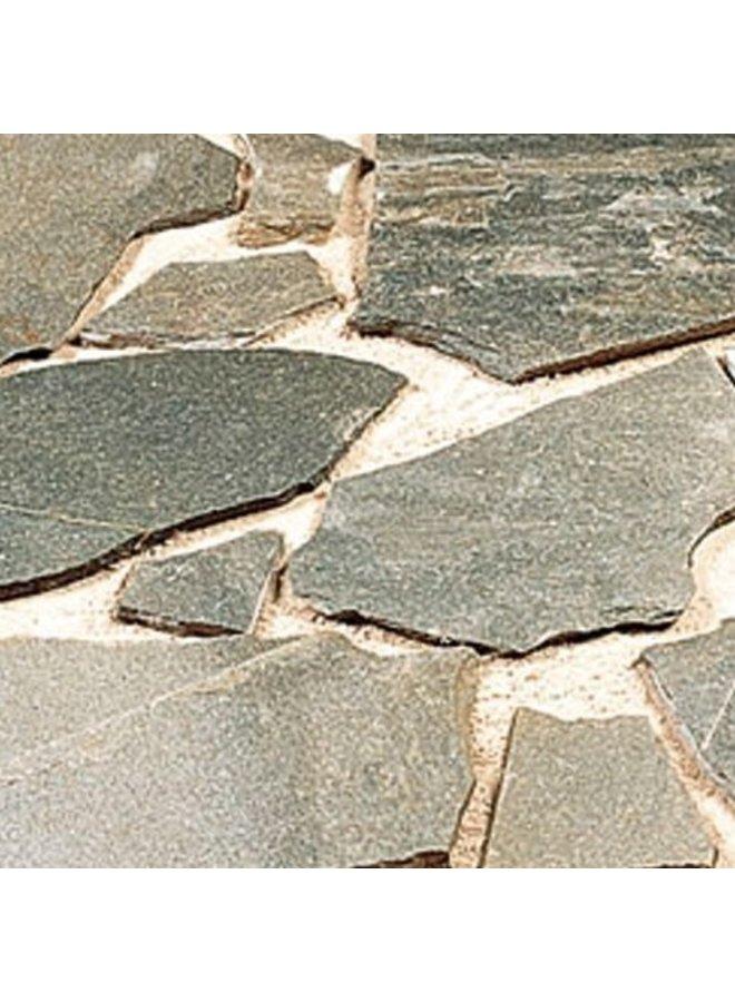 Flagstones Kwartsiet 3-5cm dik (prijs per m²)