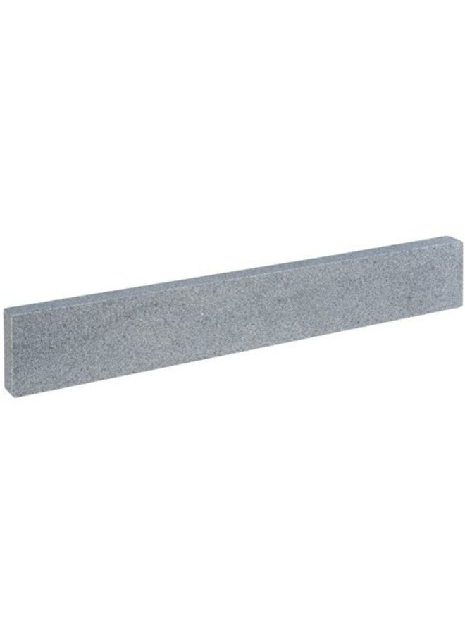 Graniet Dark Grey Flamed Opsluitband 5x15x100 cm