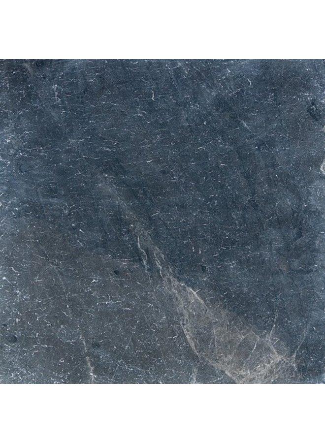 Castello Blue Getrommeld 60x60x3 cm