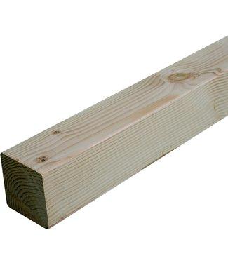 Gardenlux Douglas Paal Geschaafd Onbehandeld 12x12x300 cm