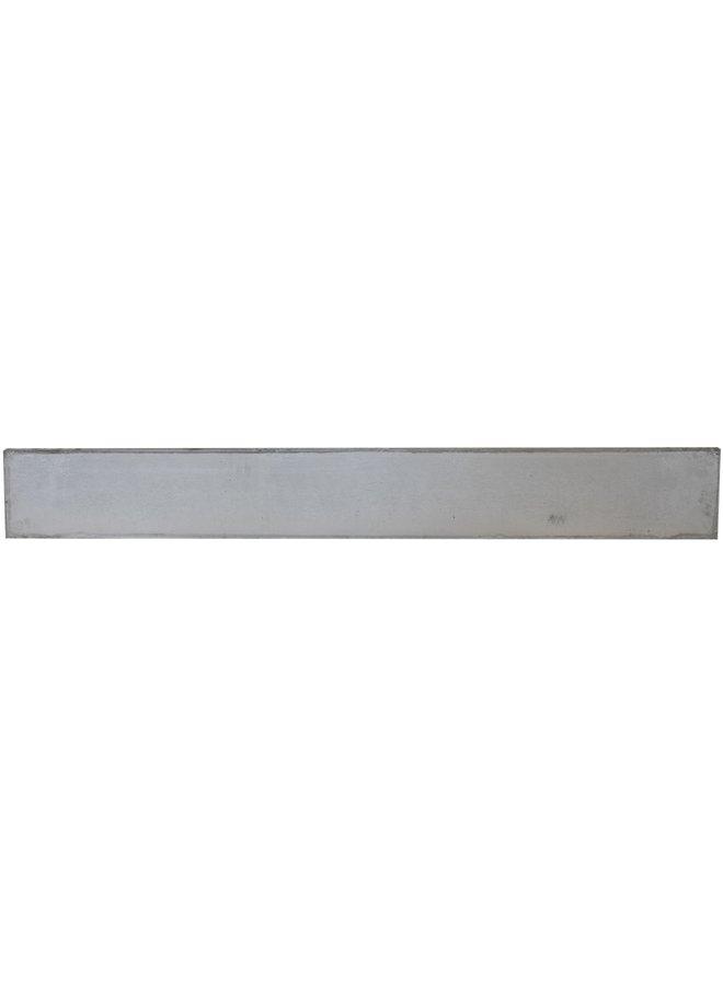 Betolux Betonplaat grijs 3,5x25x184 cm