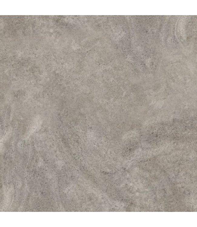 Ceramica Terrazza 60x60x2 cm Mixed Stone Grey