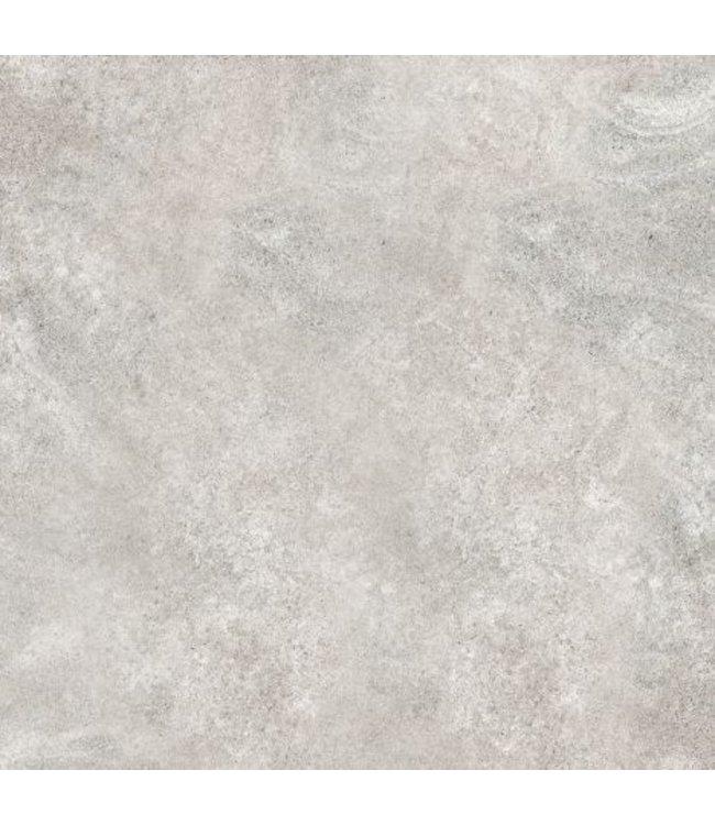 Ceramica Terrazza 60x60x2 cm Mixed Stone Soft Grey