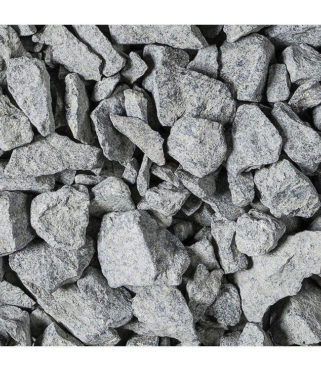 Olivine Sierbrok 40-70 mm (zak á 20 kg)