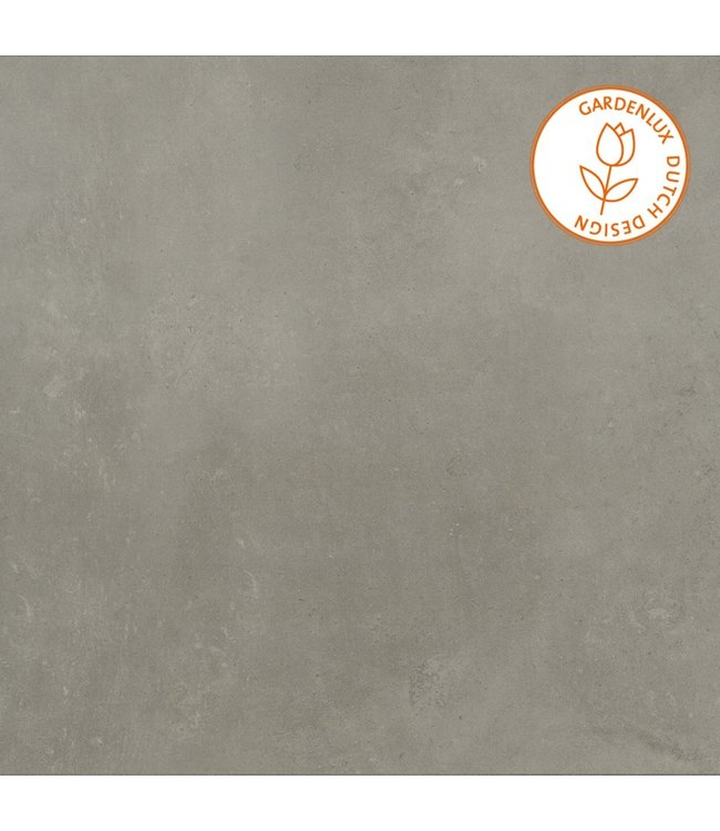 Cera3line Lux & Dutch 90x90x3 cm Bologna Grey
