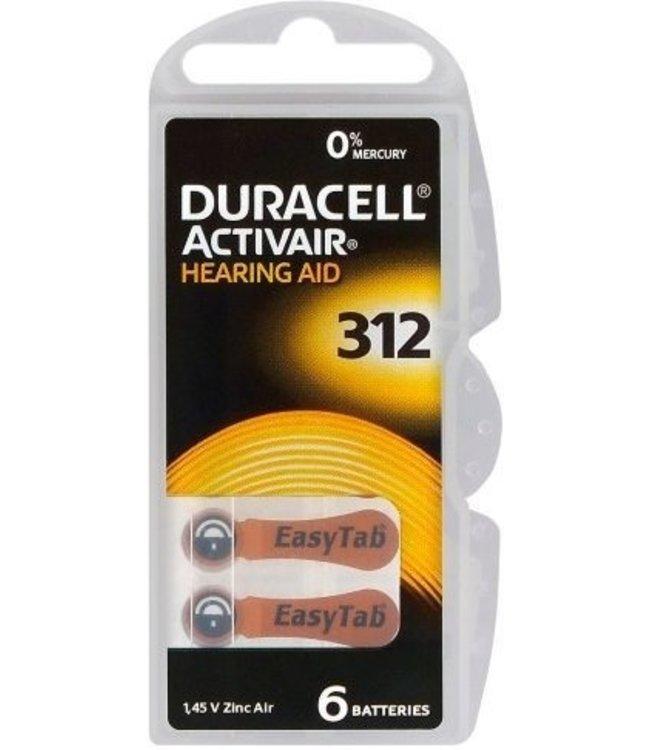 Duracell Duracell 312