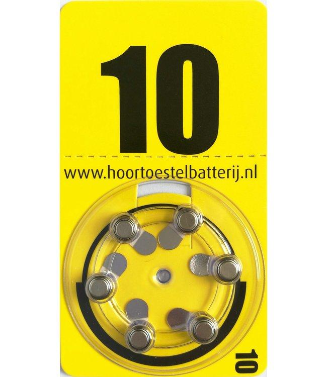 HoortoestelBatterij.nl Huismerk 10