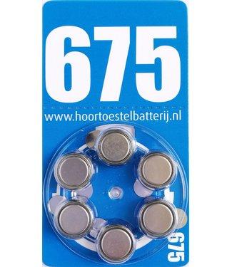 HoortoestelBatterij.nl Huismerk 675
