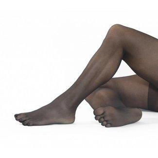 5-TOES.COM KOMPRESSION-Tights, 70 DEN in: Black (BK)