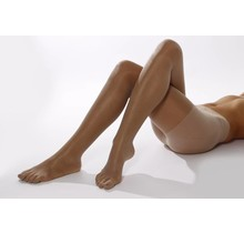 KOMPRESSION-Tights, 70 DEN in: Buff Brown (BB)