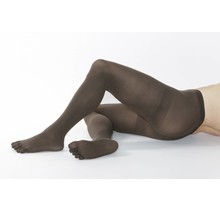 COLOUR-Tights, 80 DEN in: Brown