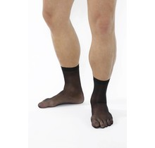 EXTRA-Fine Tights Ankle, 19 DEN in: Black