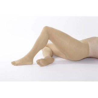 5-TOES.COM COLOUR-Tights, 50 DEN in: Light Beige