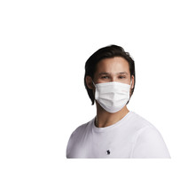 Viroblock Chirurgie-Masken in Weiß (50 Stück in OVP)