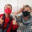 HeiQ Viroblock Viroblock +Multi Hi-Tech waschbare Maske in schwarz (2 Stück in OVP)