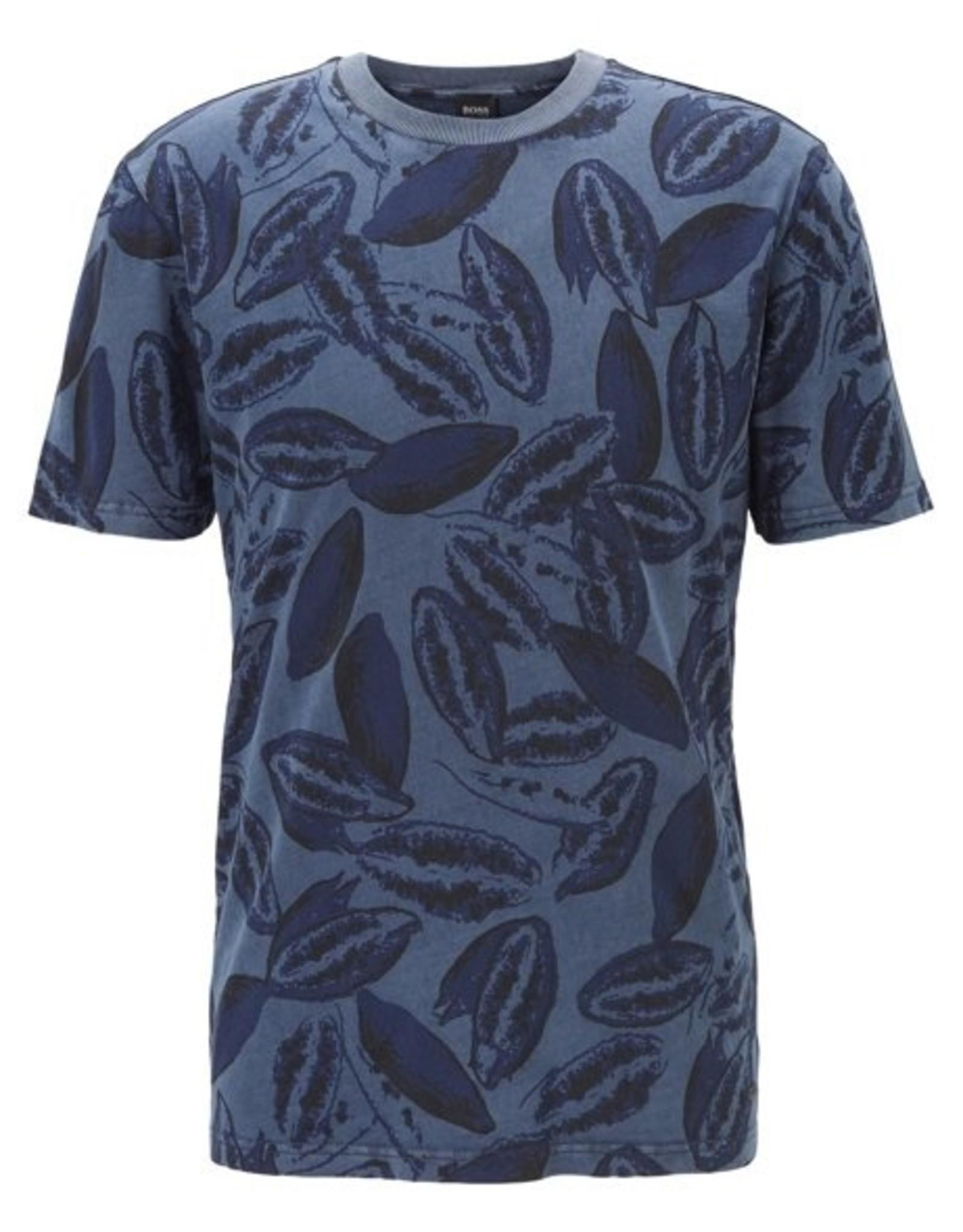 Boss Men Casual T-shirt Kapokzaden