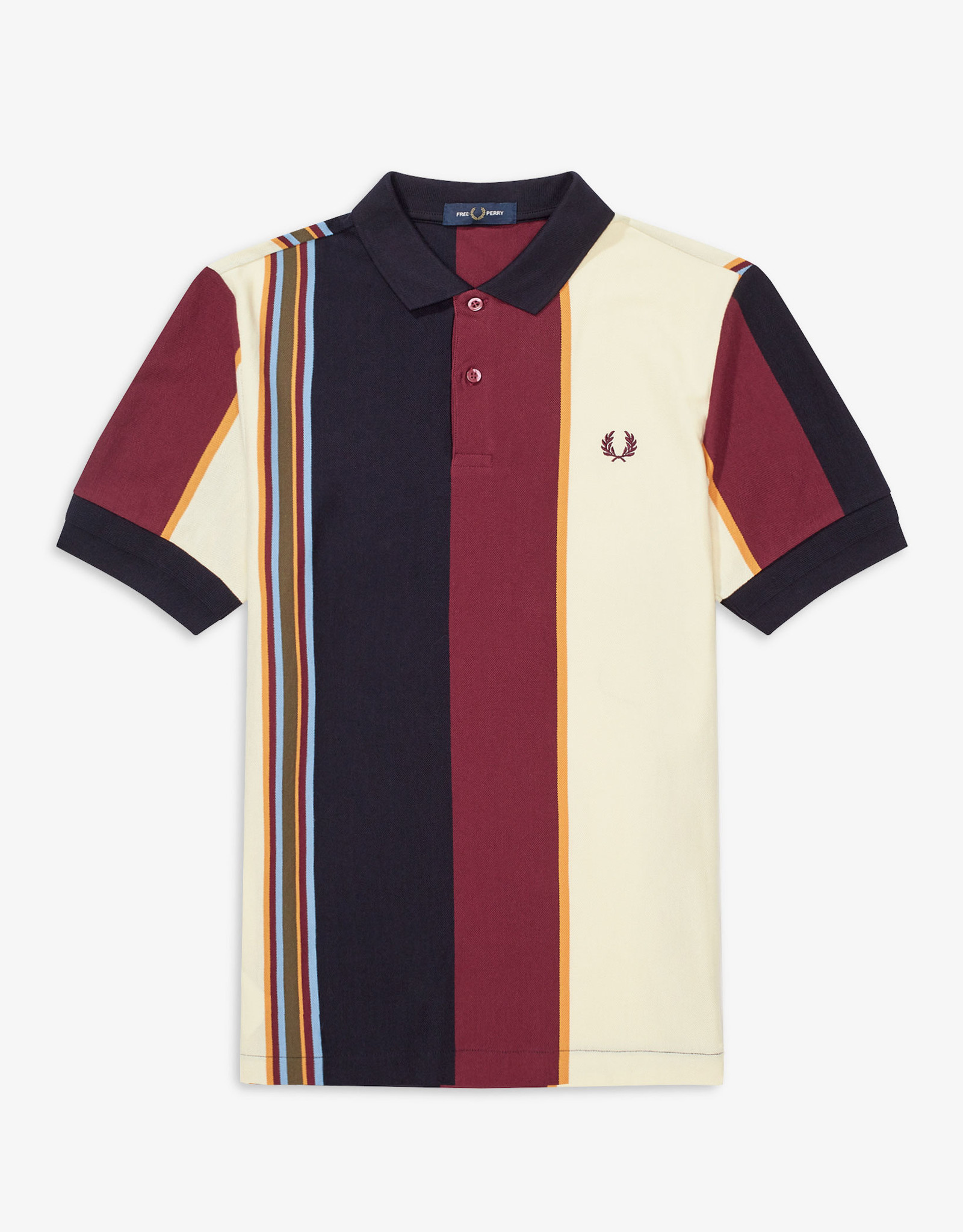 Fred Perry Polo Multicolor
