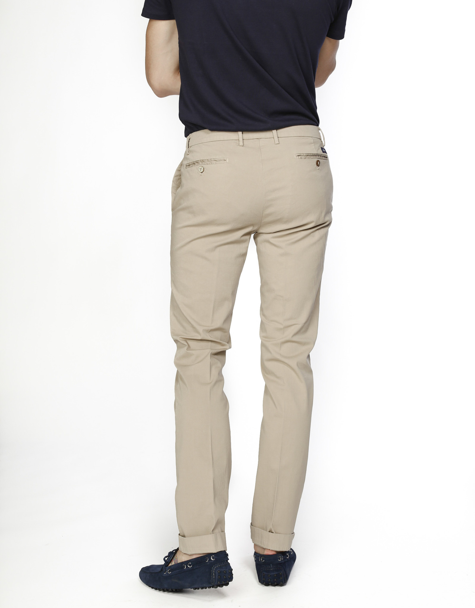 Mason's Chino satijn stretch