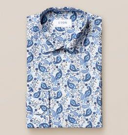 Eton Print hemd