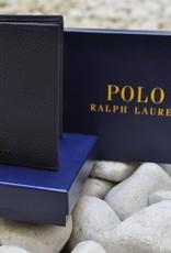 Ralph Lauren Portefueille blauw leder Ralph Lauren