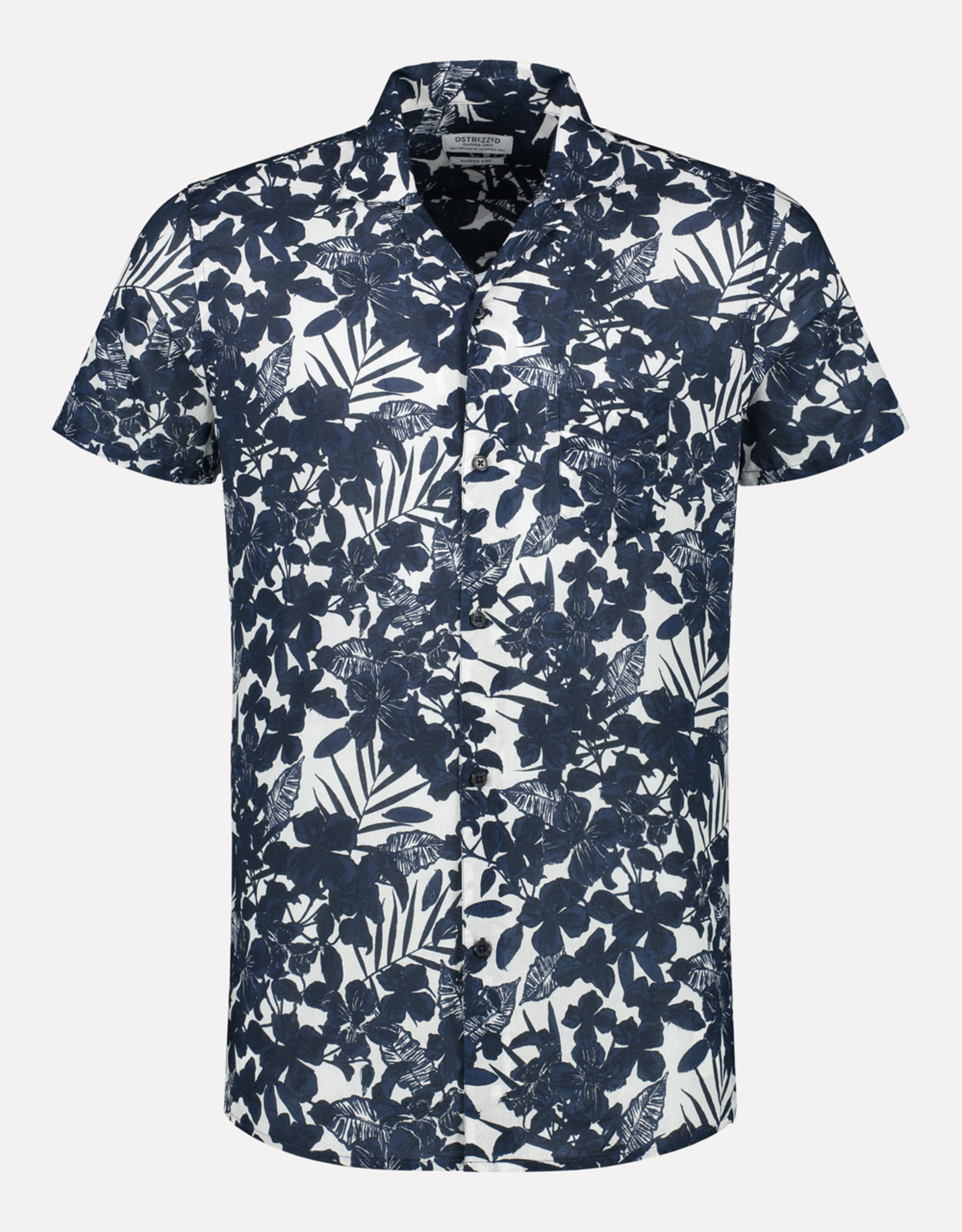 Dstrezzed Hemd print Dstrezzed