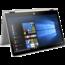 "NBR 14.0"" FHD PC i5-7200U 8G 256G SSD W10 NL-F TS x360 14-ba001nb / Goud-Zilver / GMA"