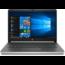 """HP NBR 14.0"""" FHD PC i5-8265U 8G 1T 128G SSD W10 NL-F 14-cf1055nb / Zilver / Ontsp / 2Gb"""