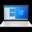 "HP NBR 15.6"" FHD Cel N4020 8G 256G SSD W10 NL-F 15-dw1076nb / Zilver / Ontsp / GMA"