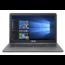 "NBR 15.6"" HD PC AMD A8-7410 8G 512G SSD W10 NL R540YA-DM181T / Zilver / Ontsp /AMD"