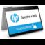 "NBR 13.3"" FHD PC i5-7200U 8G 256G SSD W10 NL TS Spectre x360 13-ac000nd / Zilver / GMA"
