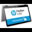 "HP NBR 14.0"" FHD PC i5-8250U 8G 128G SSD W10 NL TS x360 14-ba191nd / Zilver / GMA"