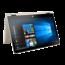 "NBR 14.0"" FHD PC i3-7100U 4G 128G SSD W10 NL TS x360 14-ba080nd / Goud / GMA"