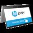 "NBR 15.6"" FHD PC i5-8250U 8G 256G SSD W10 NL TS x360 15-bp191nd / Zilver / GMA"