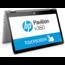 "HP NBR 14.0"" FHD PC i3-8130U 4G 128G SSD W10 NL TS x360 14-cd0800nd / Zilver / GMA"