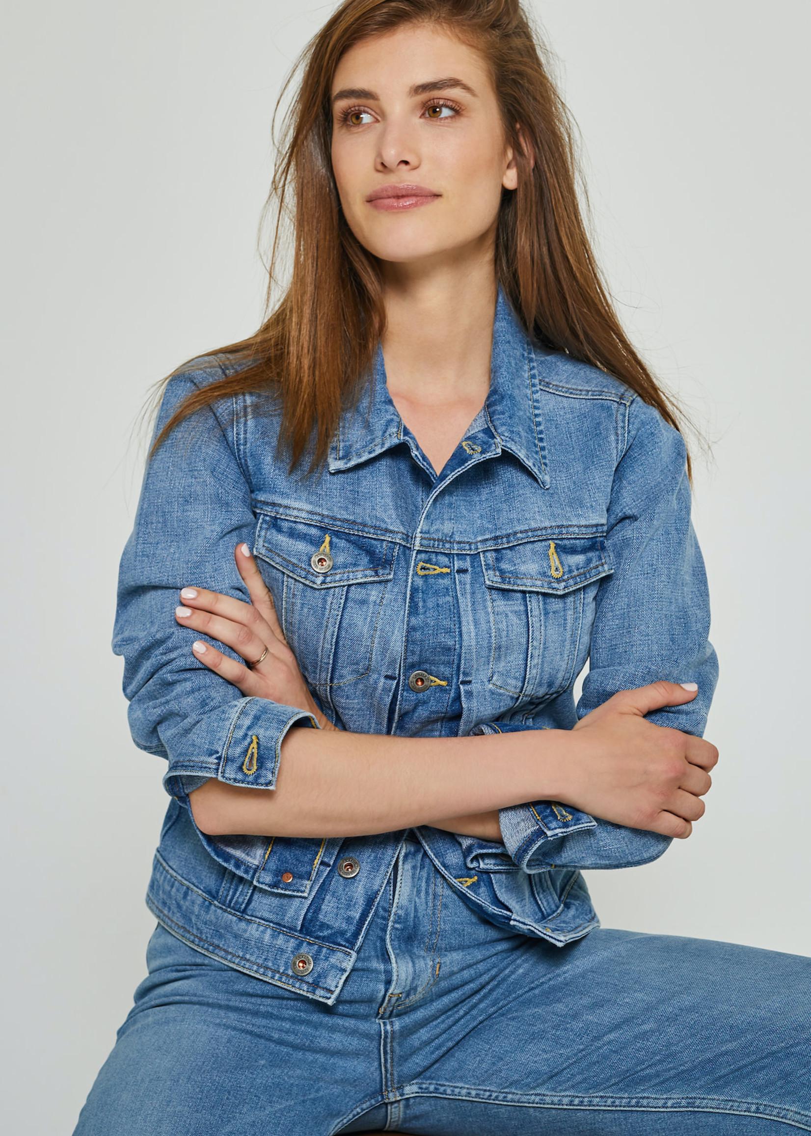 Kuyichi Chelsea Denim Jacket