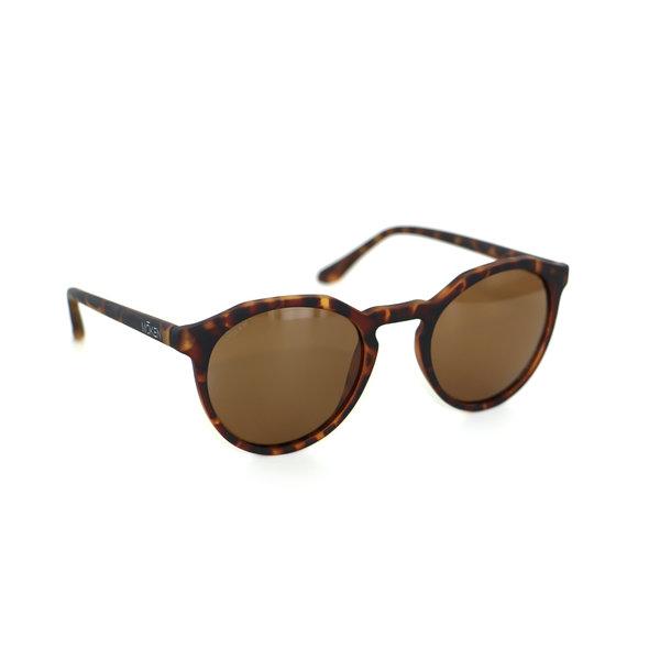 Mōken Leon Leopard Sunglasses