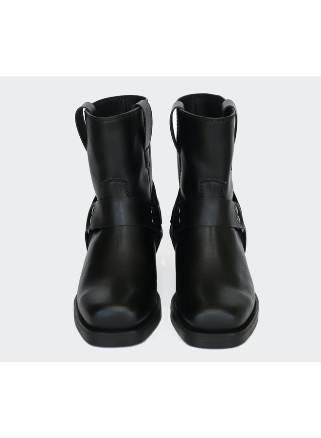 Chuck Low Top Motorcycle Boots