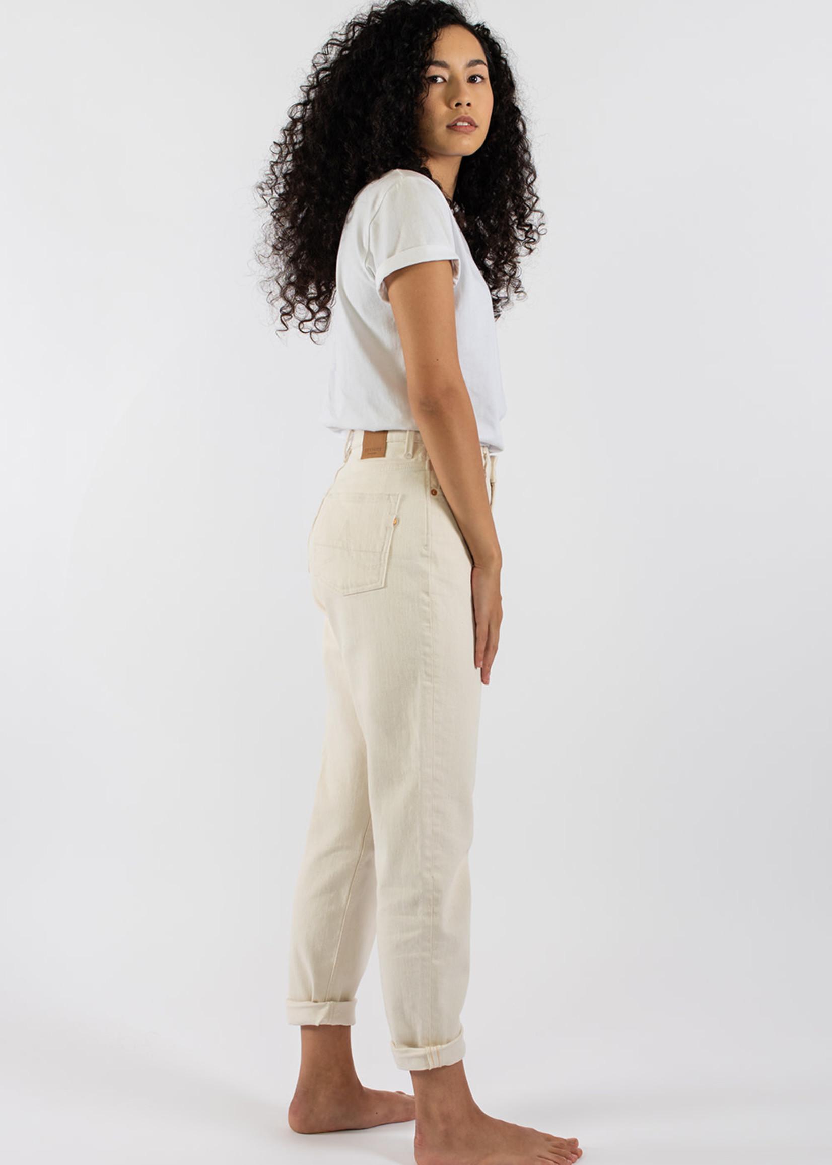 Kuyichi Nora mom jeans undyed