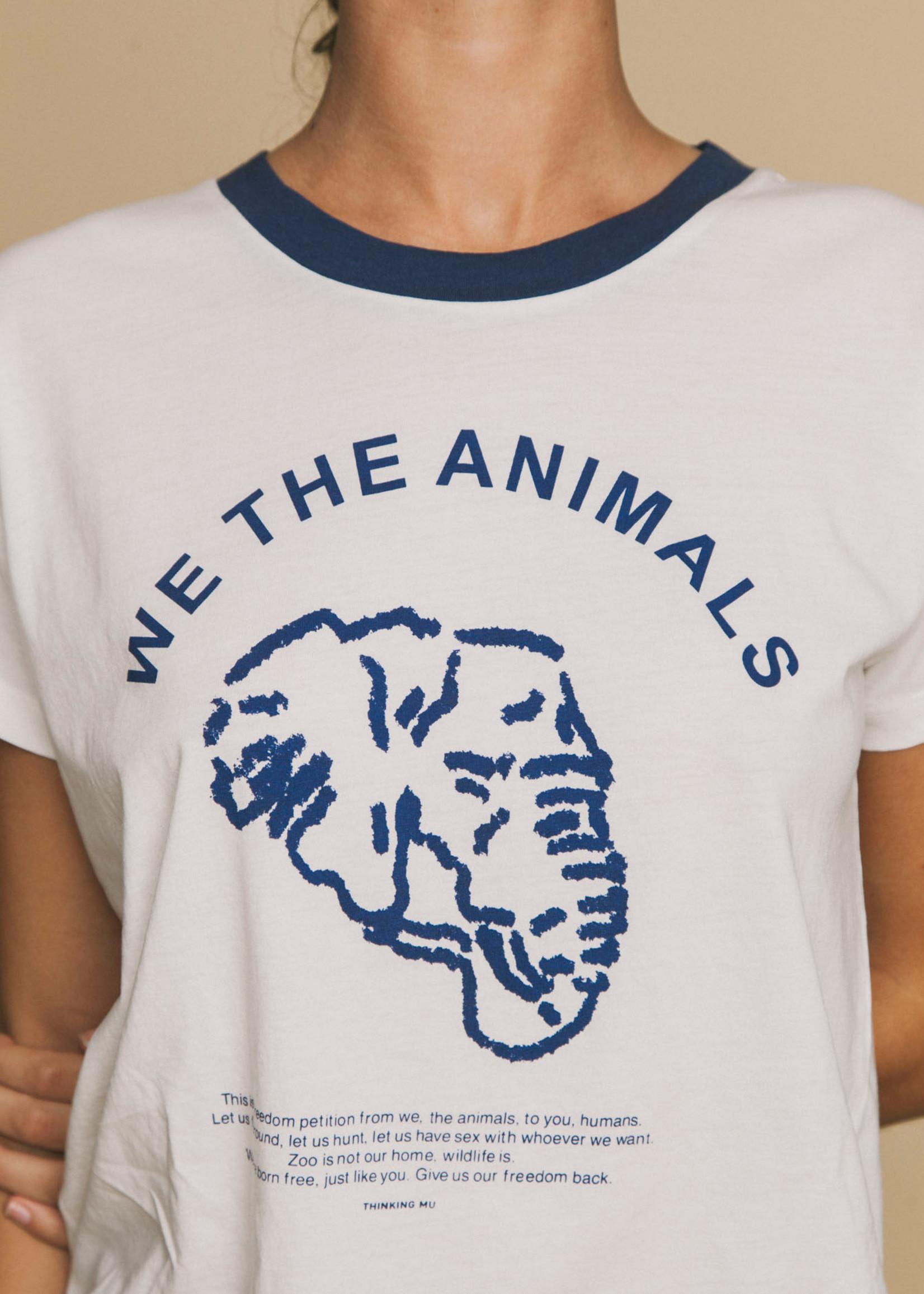Thinking Mu We The Animals T-shirt