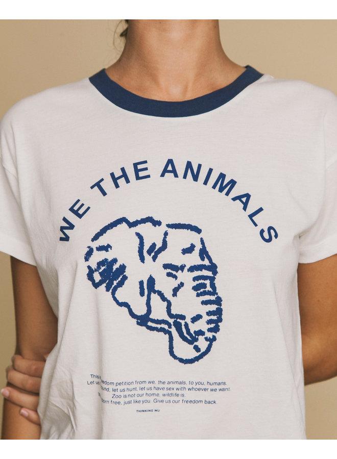 We The Animals T-shirt