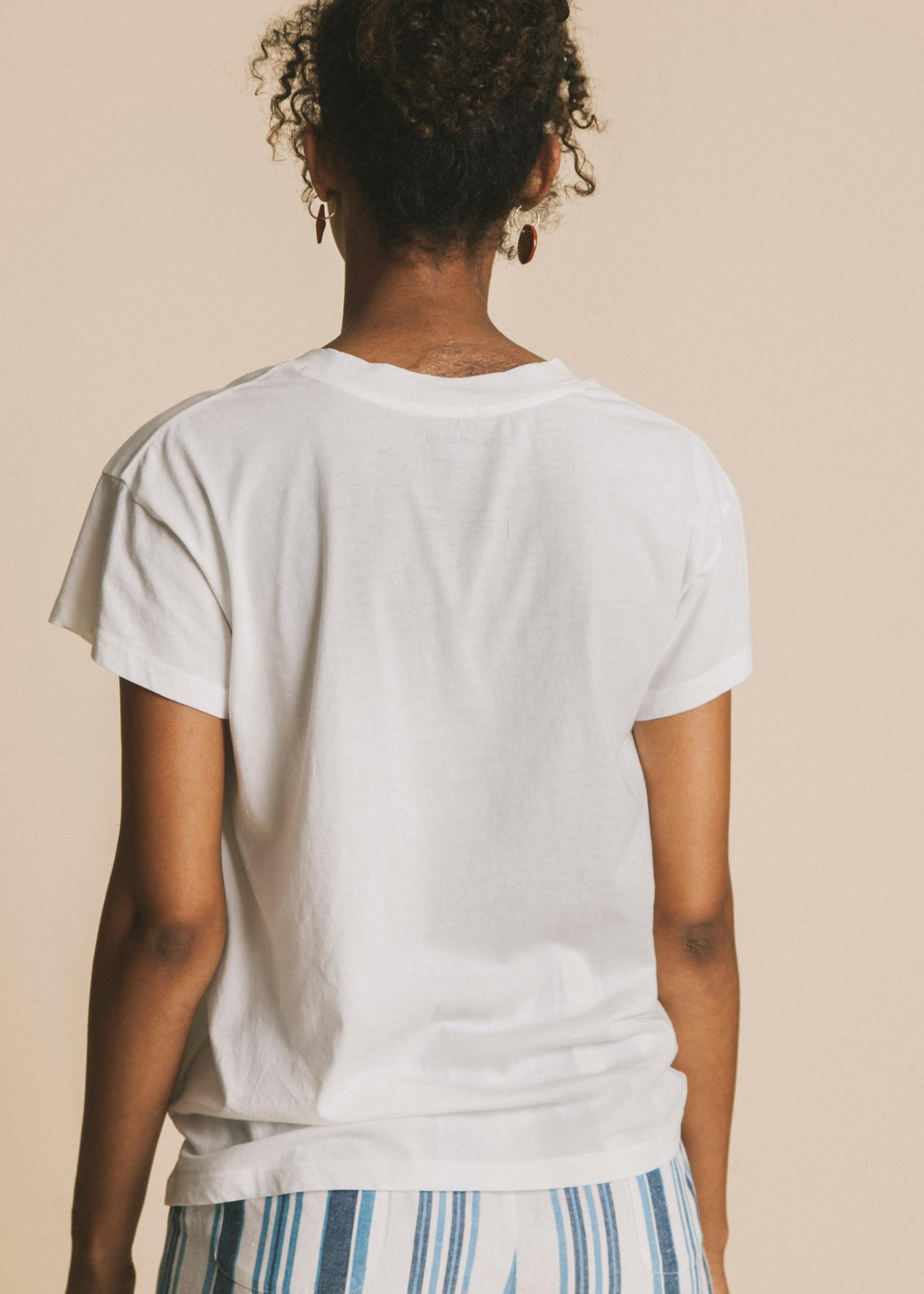 Thinking Mu Blues For Mama T-shirt