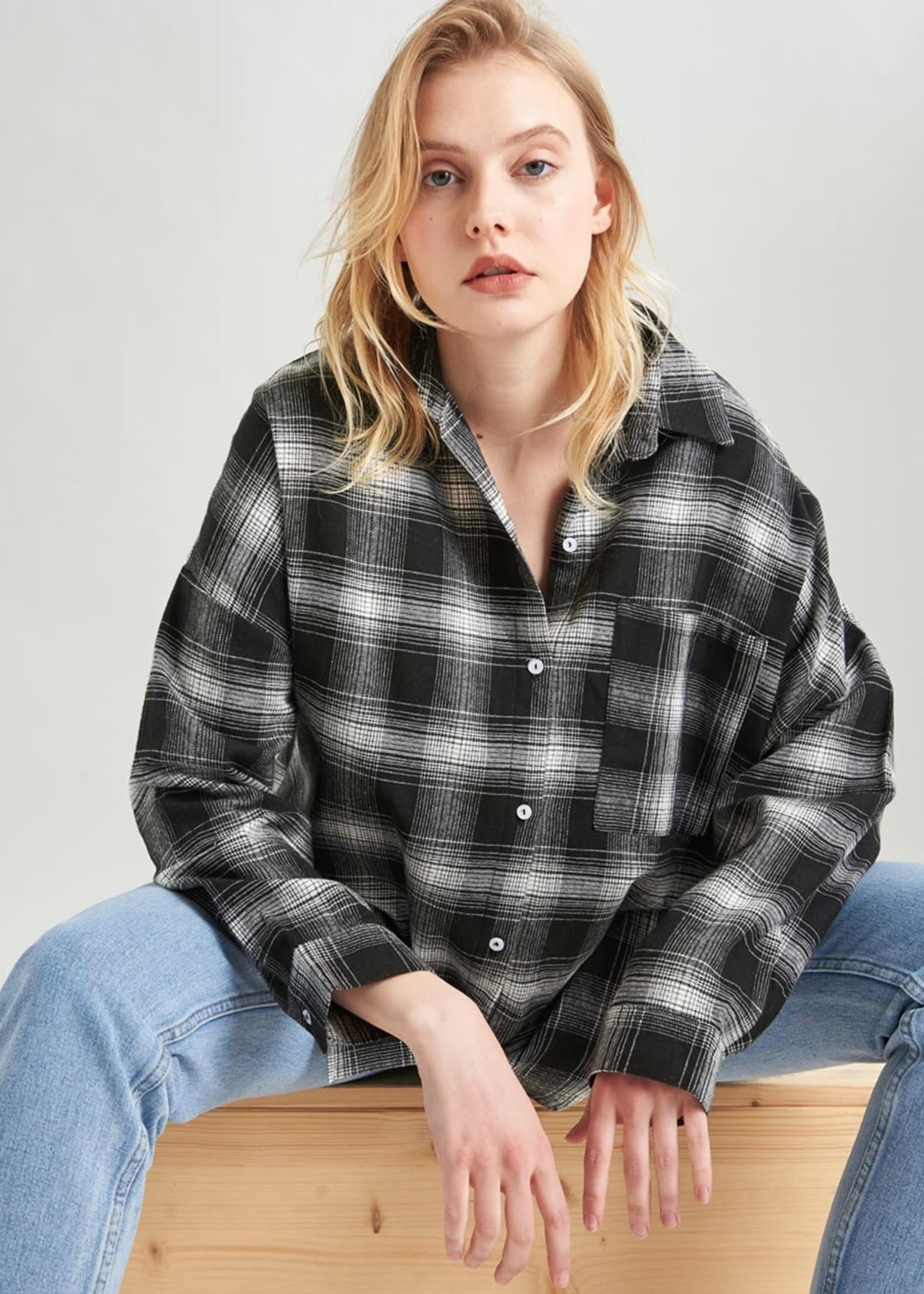 24Colours Adriana Oversized Shirt