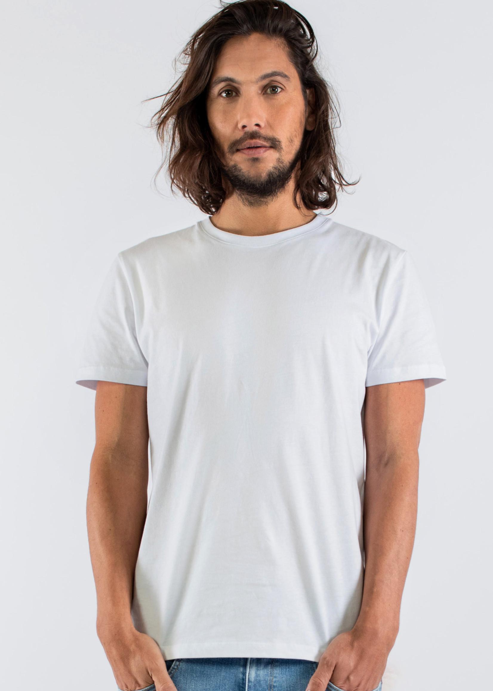 Kuyichi Buckley Basic t-shirt