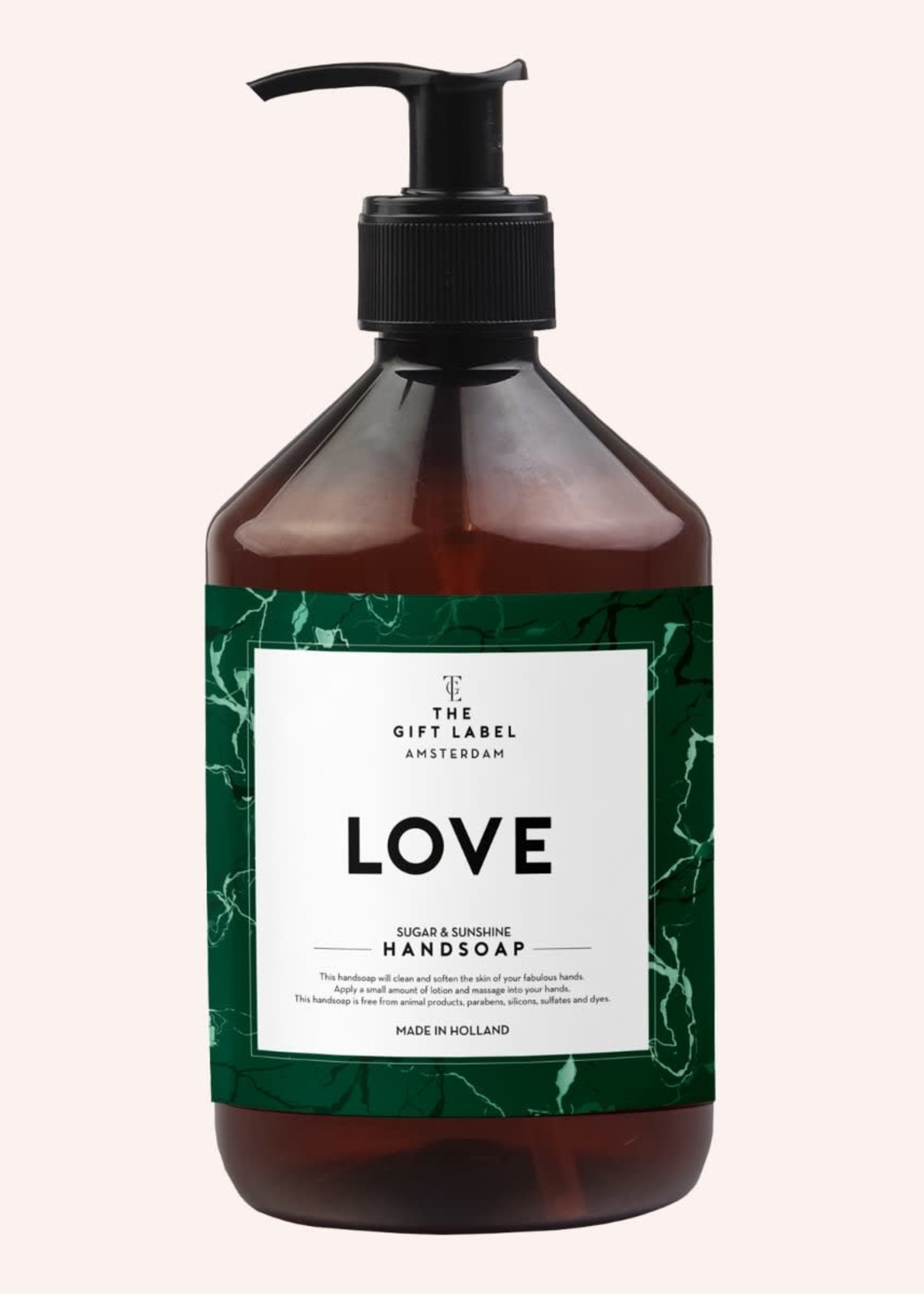 The Gift Label Hand Soap Love