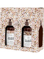 The Gift Label You Are My Favorite Her Gift Box