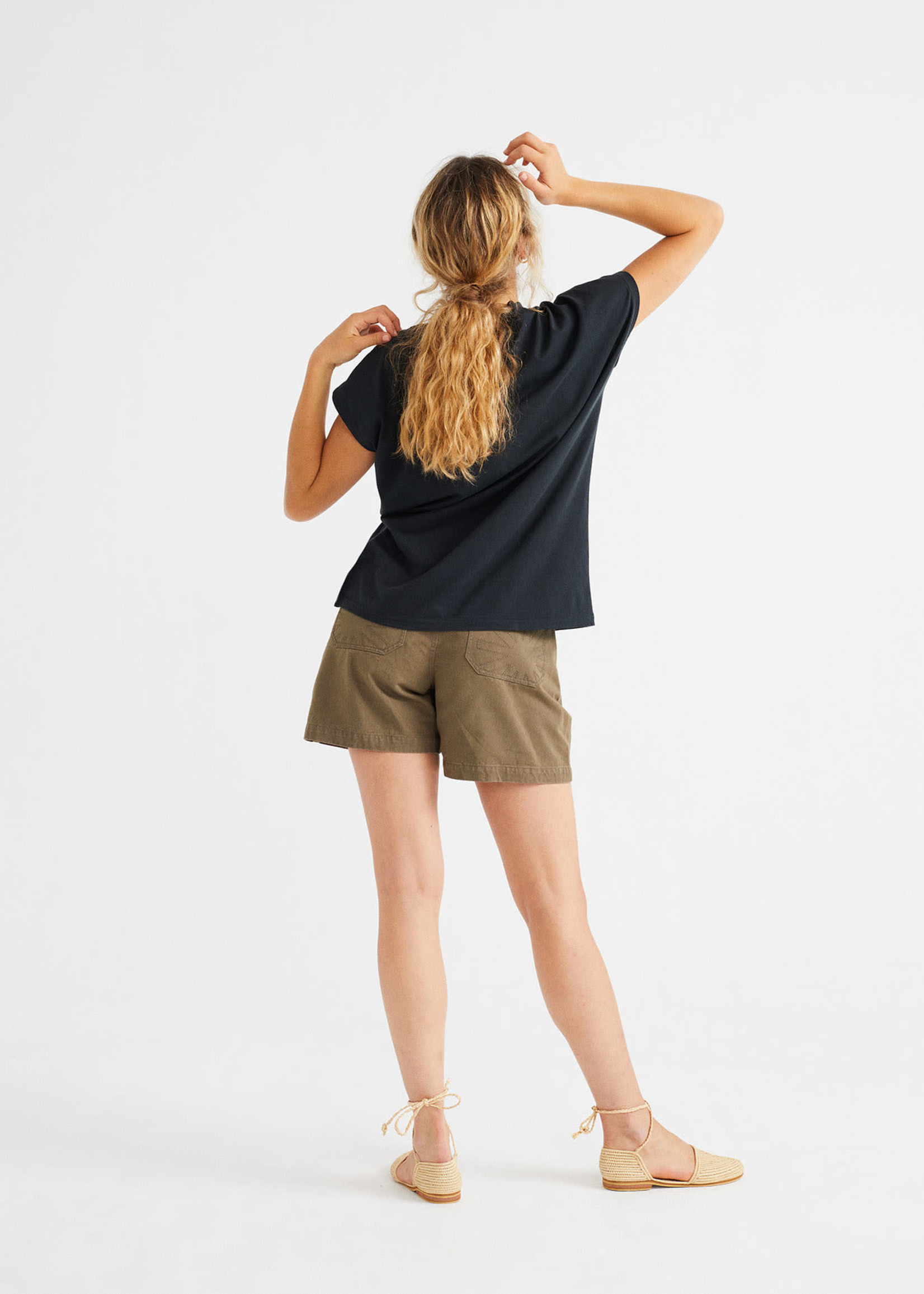 Thinking Mu Basic Volta T-shirt