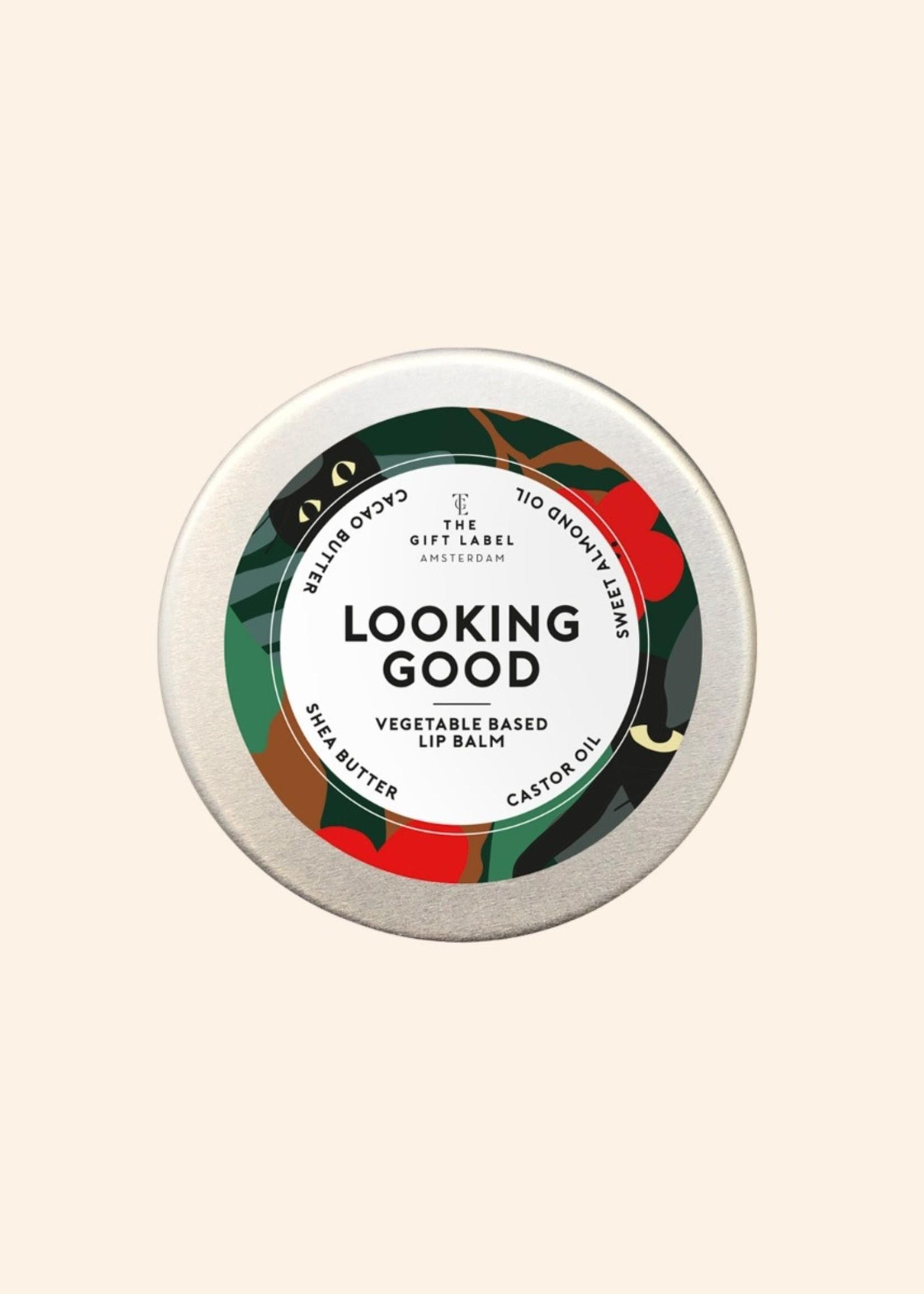 The Gift Label Vegetable Based Lip Balm