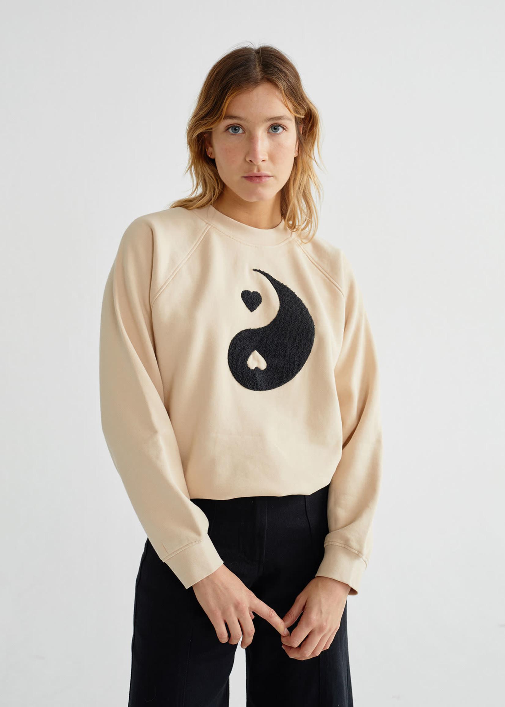 Thinking Mu Yin Yang Sweatshirt