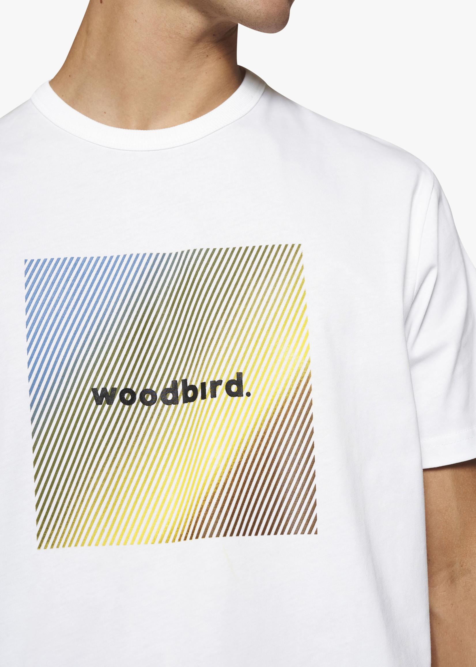 Woodbird Groy Box Tee